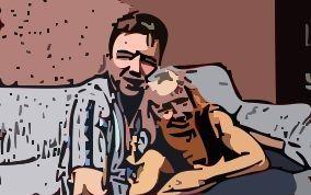 Ilustrasi Nenek