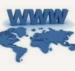 привязать домен блогспот