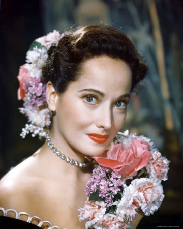 THE MAYBELLINE STORY : MERLE OBERON - PAUL HESSE ...