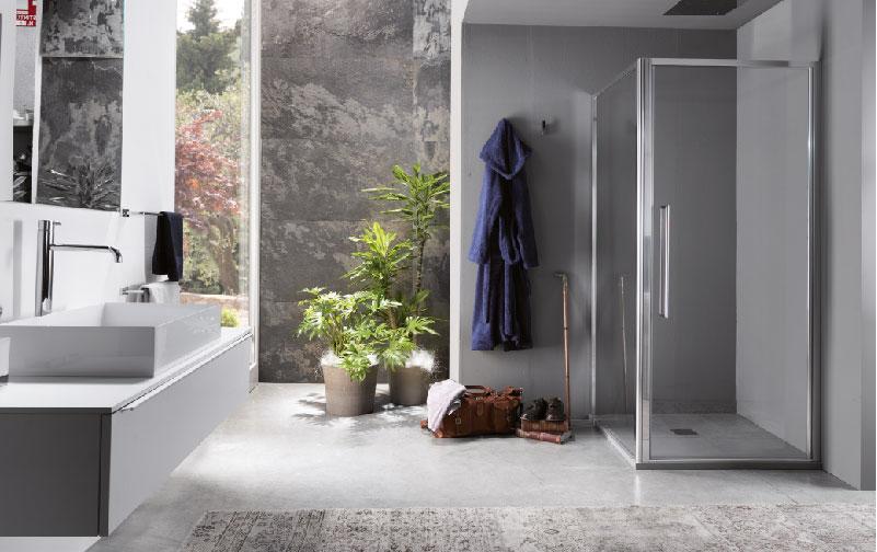 collezione Premiere - parete doccia TRENDY DESIGN by Inda