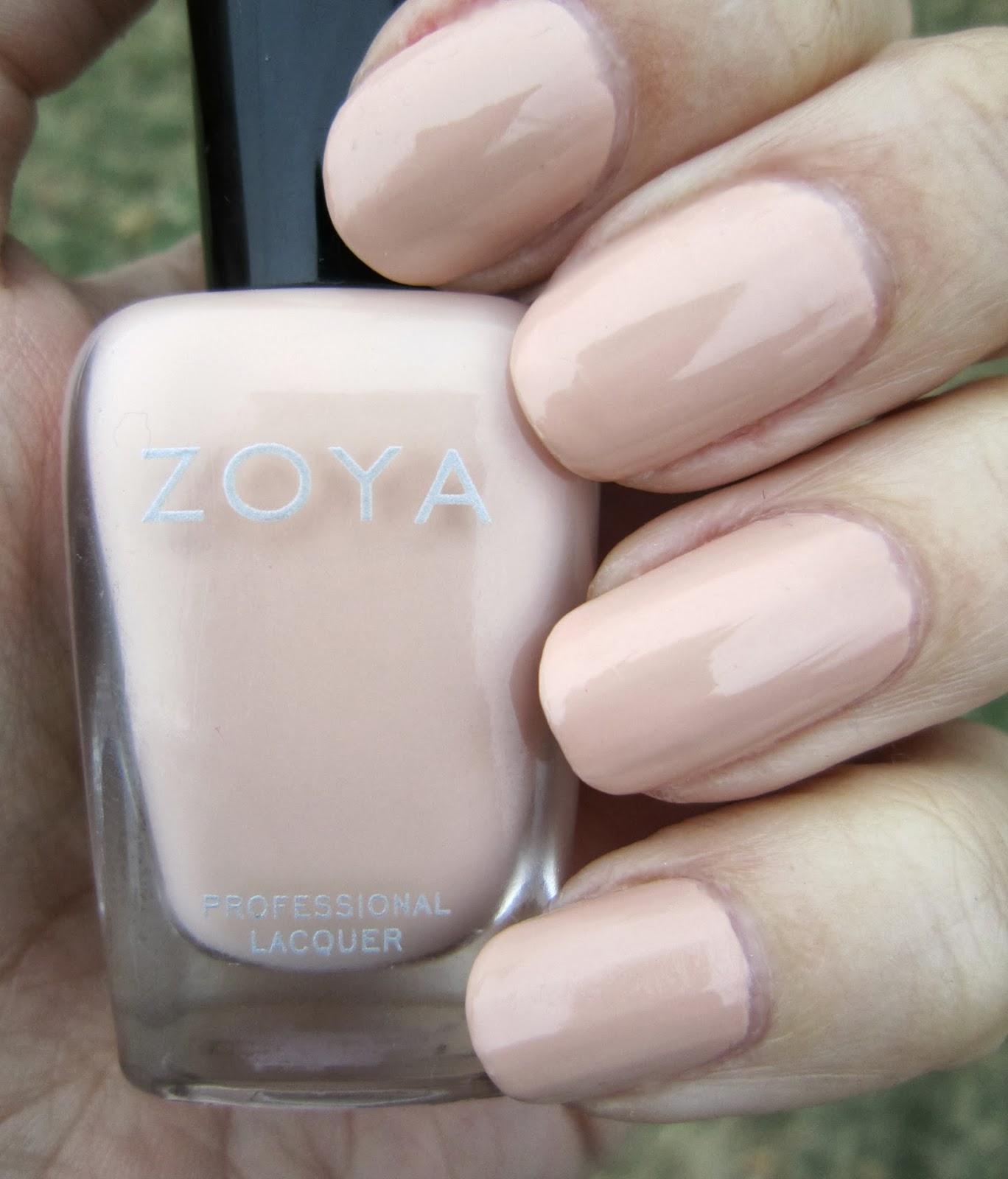 Concrete And Nail Polish Zoya Chantal