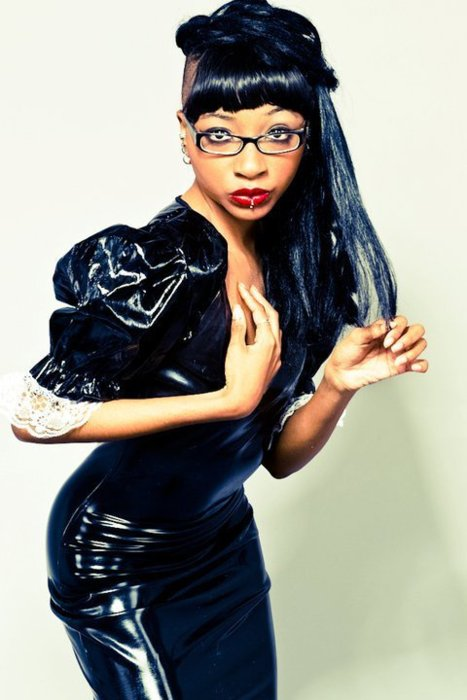 In My Hair: Black Goths