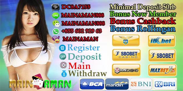 Agen Sbobet Casino Online di Indonesia