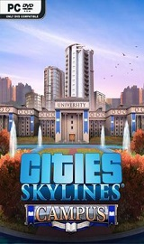 Cities Skylines free download - Cities Skylines Campus-CODEX