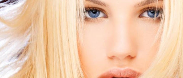 Hair that is treated with chemicals, becomes brittle, with poor quality and lifeless. This is best noted in bleaching hair, when we want to achieve the effect of light hair.