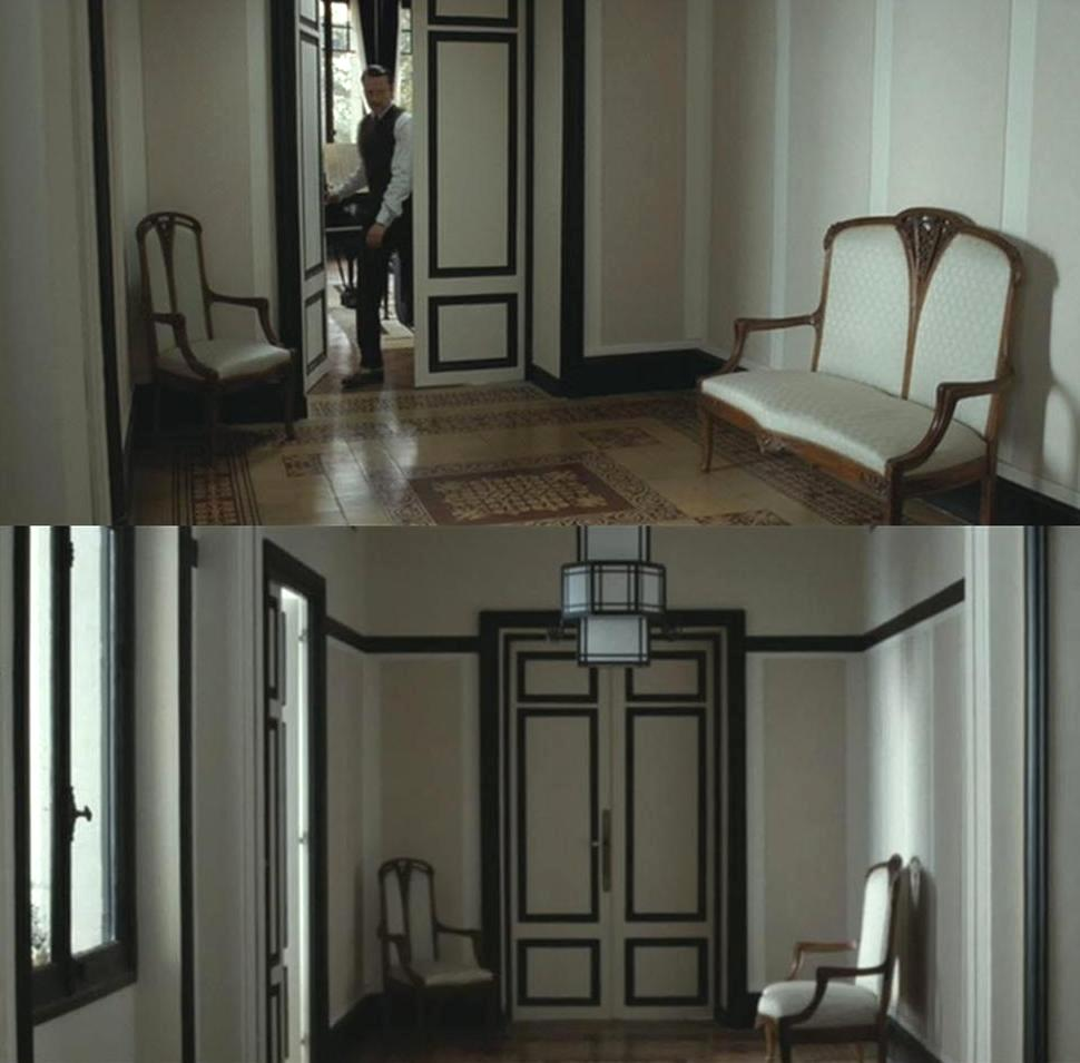 She Moves The Furniture Film Interiors Coco Chanel