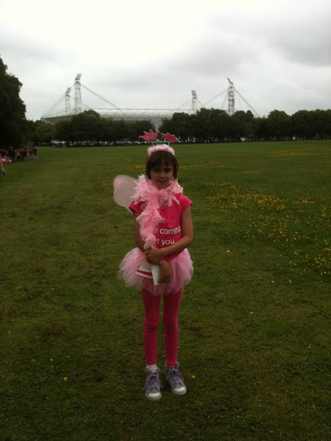 Race for Life Preston 2013