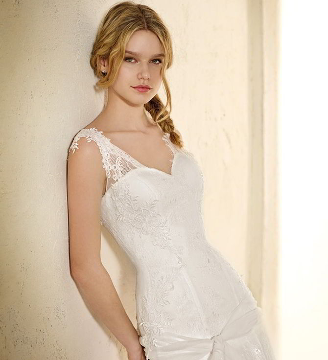 Best Wedding White Long Dress 2017