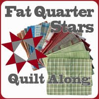 Fat Quarter Stars Quilt Along
