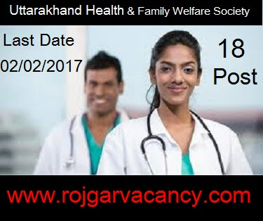 18-pharmacist-uttarakhand-health-family-Uttarakhand-Health-Family-Welfare-Society-Recruitment-2017
