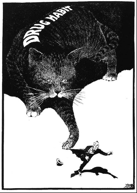 A Winsor Mccay cartoon