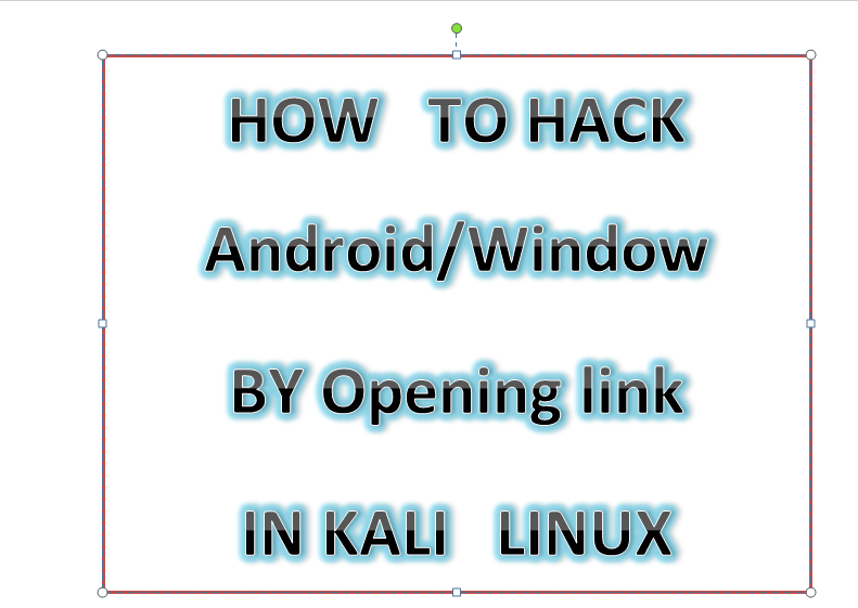 Venom - How to hack Ios, Android, window, unix by opening