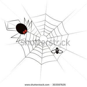 Tuan Laba-laba dan Nona Lalat (Cerita Dongeng Dunia)