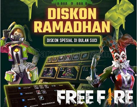 diskon ramadhan free fire terbaru