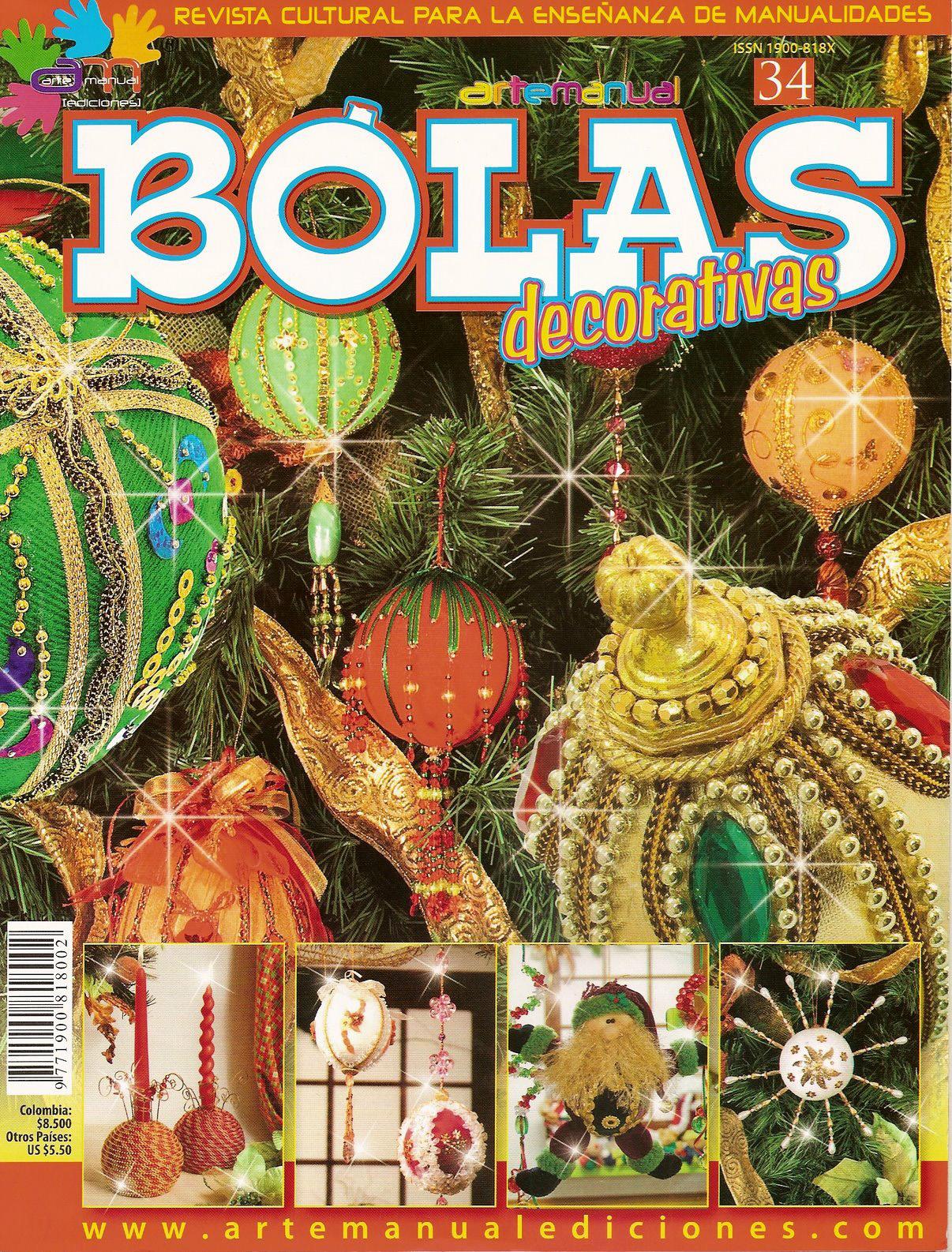 Bolas Decorativas Nro. 34