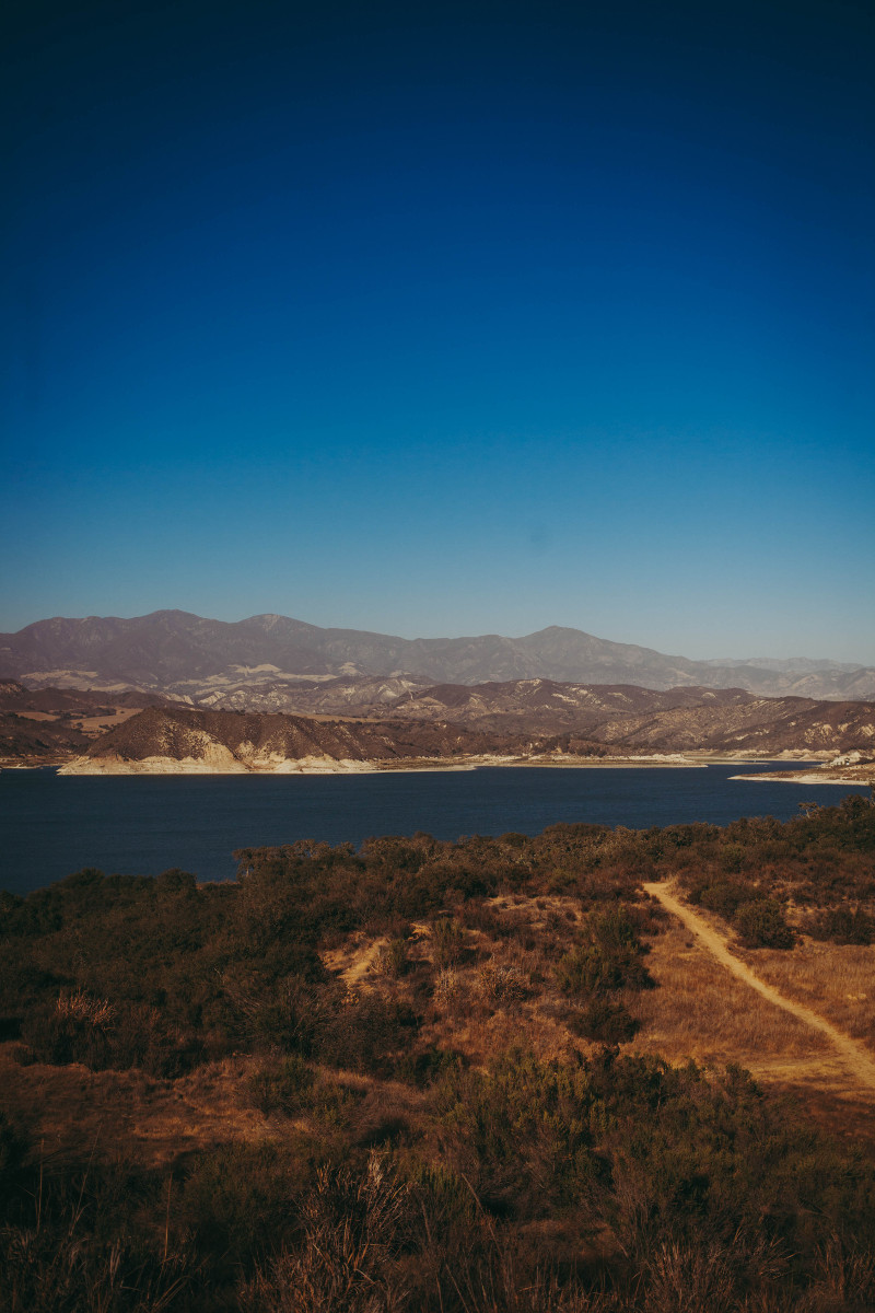 Our favourite California roadtrip stops: Lake Cachuma