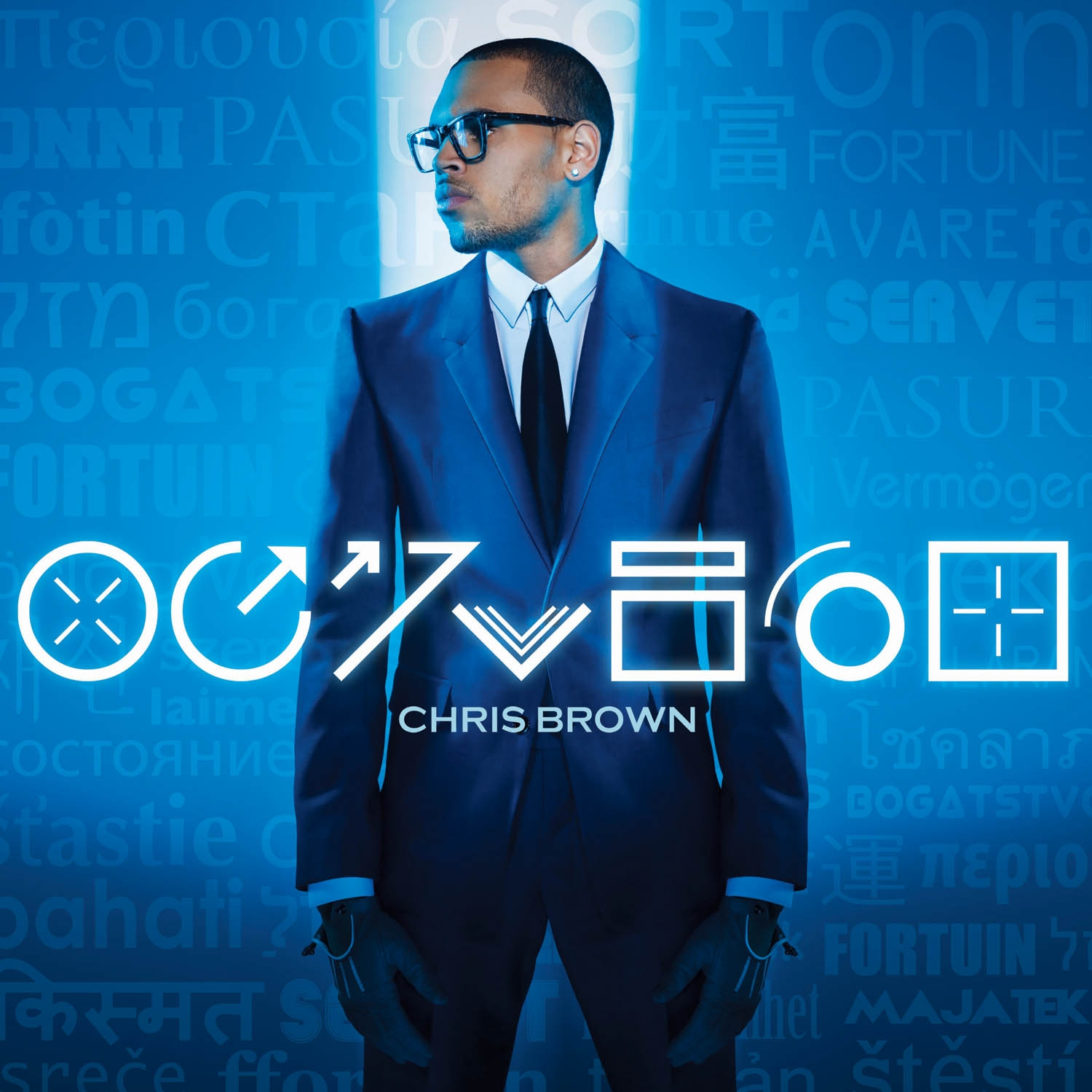 chris brown turn up the music - photo #9