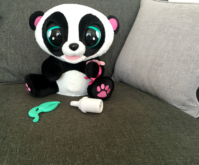 yoyo panda toy review