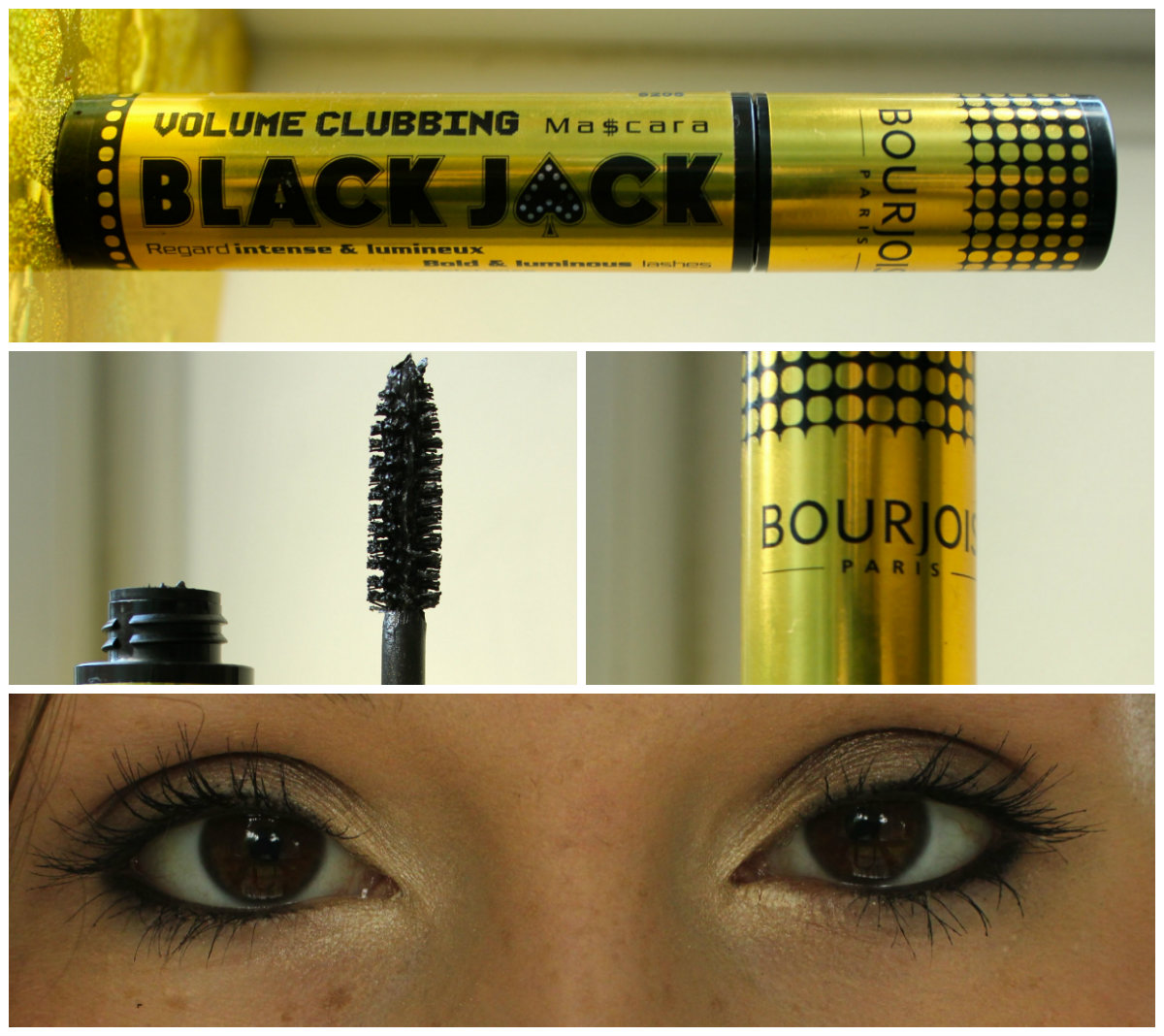 1844eac3288 I really love this Mascara. The large double sided brush that is covered in  supple bristles makes it easy to apply, giving full and even coverage, ...