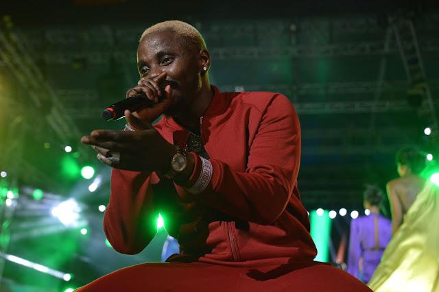 Tiwa Savage, Olamide, Burna Boy, Falz Light Up Eko Atlantic at Born In Africa Festival