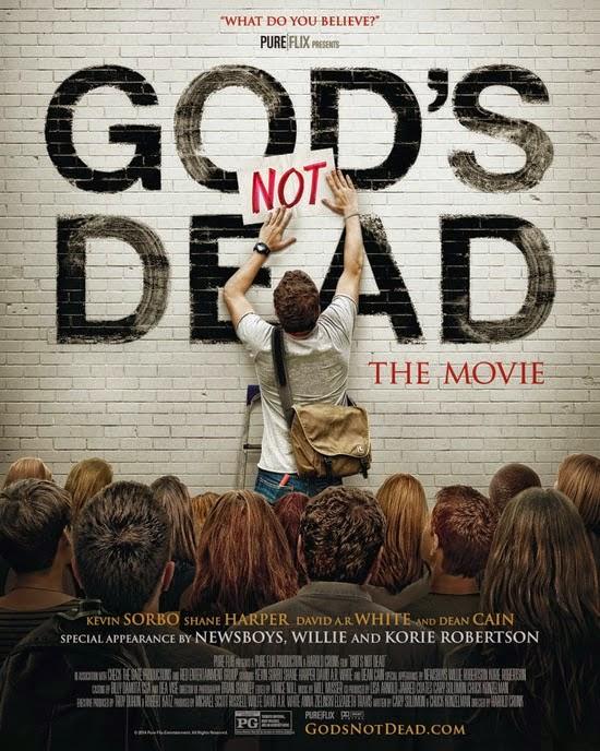God's Not Dead (2014) BRRip ταινιες online seires xrysoi greek subs