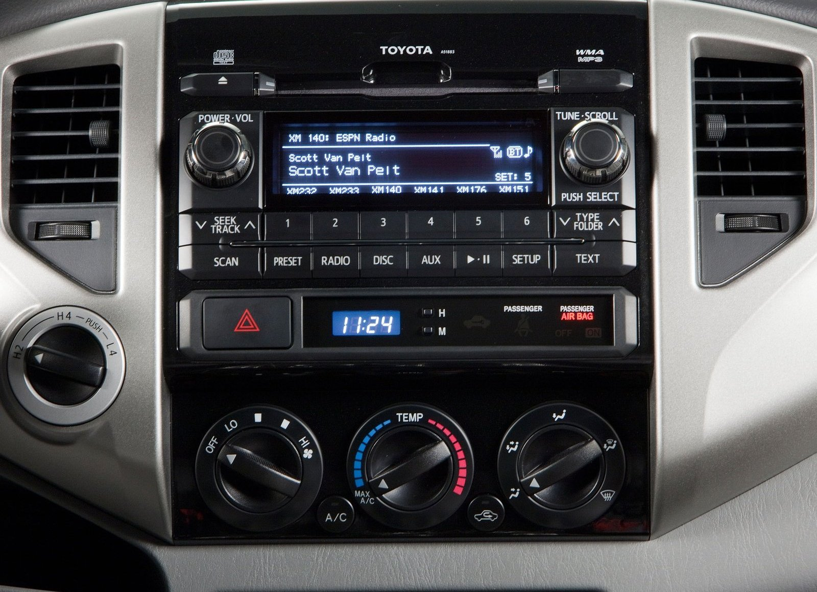 Latest Car Updates 2012 Toyota Tacoma 4x4 Sport Car