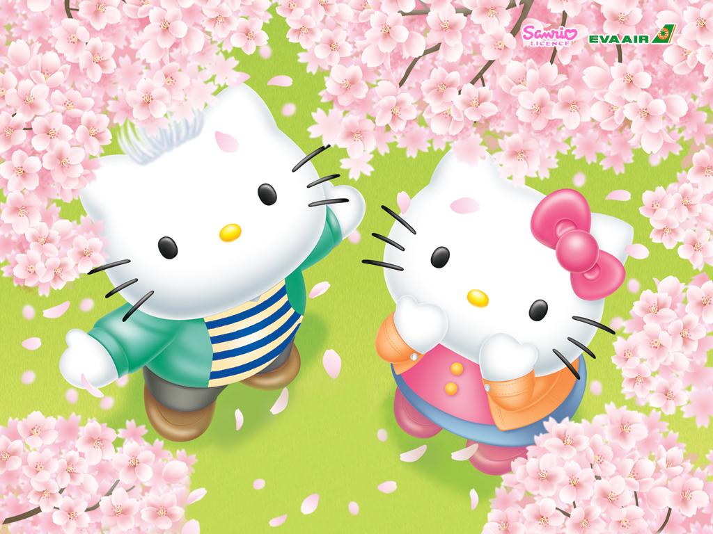 Koleksi Dp Bbm Lucu Bergerak Hello Kitty Kocak Dan Gokil Puzzle