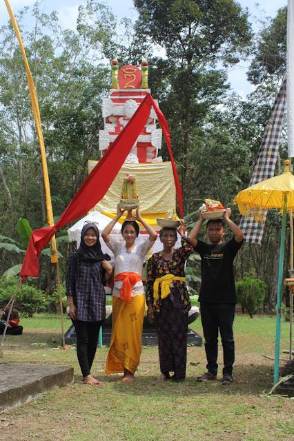Jelang Perayaan Nyepi, Pergi ke Plakat Tinggi Serasa Berada di Bali