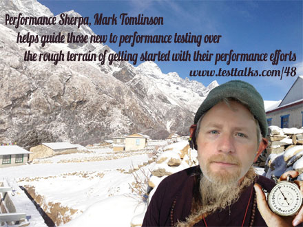 Mark Tomlinson The Performance Sherpa