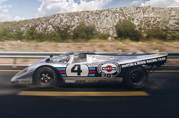 Ficha Técnica: Porsche 917 (1969)
