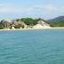 Ngắm hoàng hôn trên đảo Bà Lụa