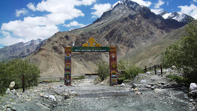 Spiti Valley Himachal-Pradesh