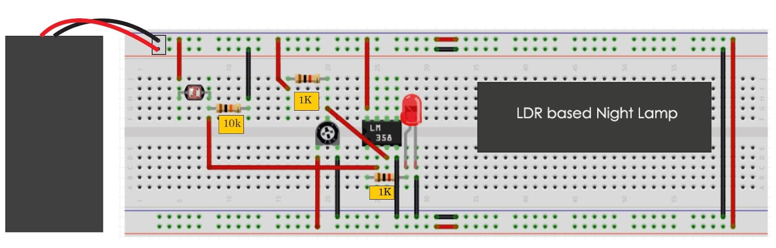 Basics Of Electronic Circuits and Projects : September 2016