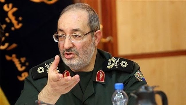 Mosul liberation sounds death knell for US divisive plots: Deputy Chief of Staff of Iran's Armed Forces Brigadier General Massoud Jazayeri