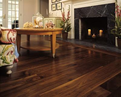 Sàn gỗ tự nhiên chiu liu có màu sắc ấn tượng