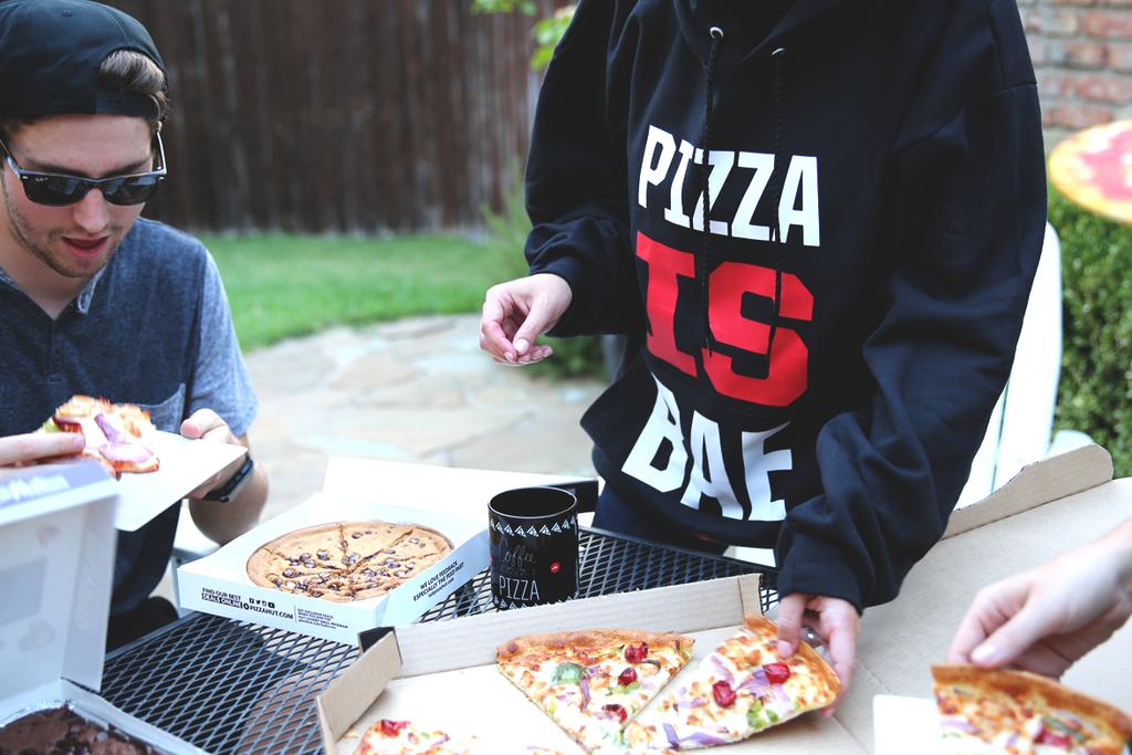pizzahut marca roupa