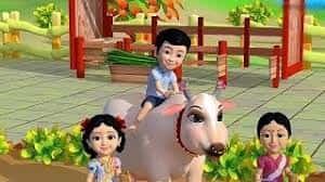 Gaiya Meri Videos, hindi rhymes for children, kids rhymes in hindi, Meri Gaiya Aati Hai, meri gaiya ghee,