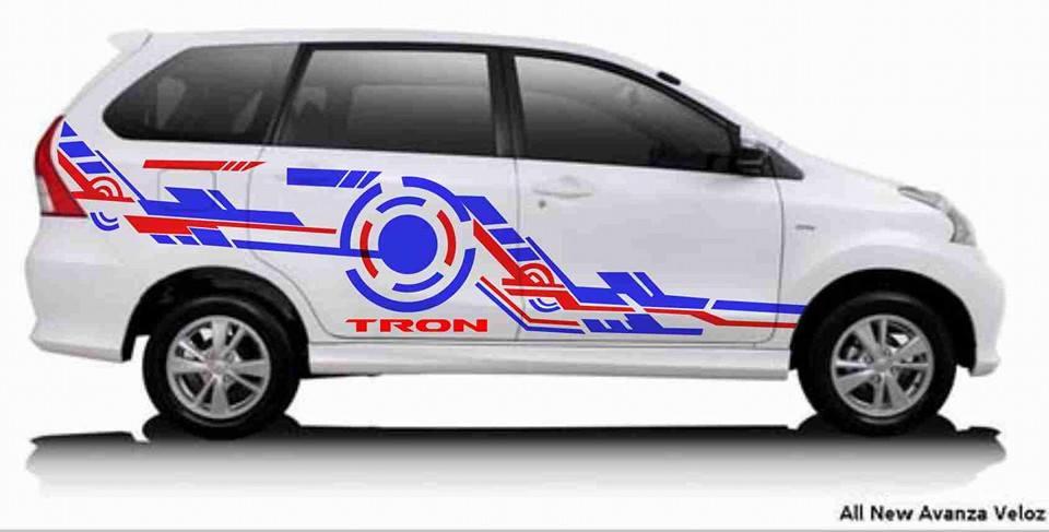 cutting sticker grand new avanza all kijang innova 2.4 v a/t diesel bekasi