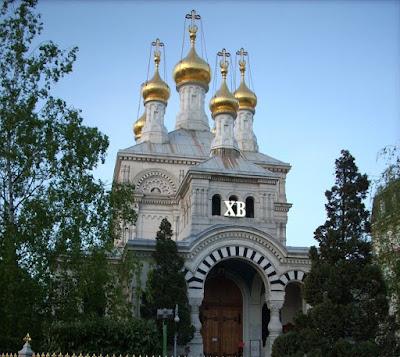 iglesia ortodoxa ginebra