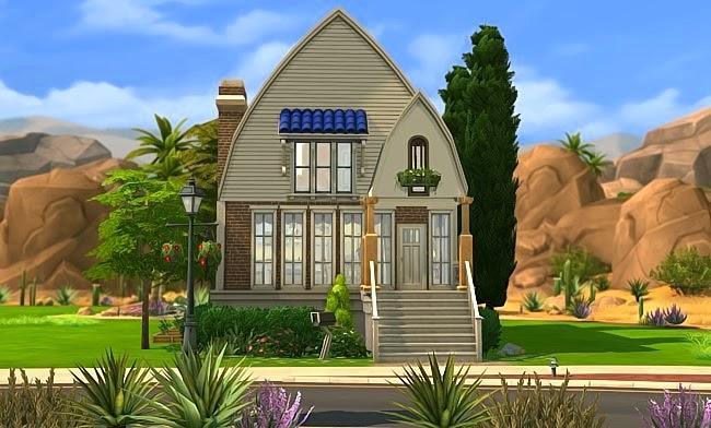 伊娃妮與模擬市民的部落格: 【Sims 4】模擬市民4房屋打包&安裝教學