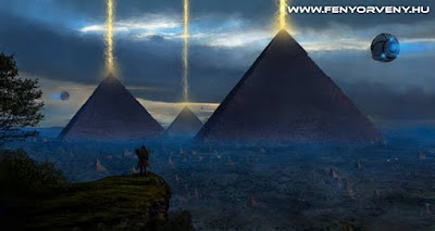 Rejtélyek, titkok: Piramisok, rezonanciagenerátor, piramis effektus