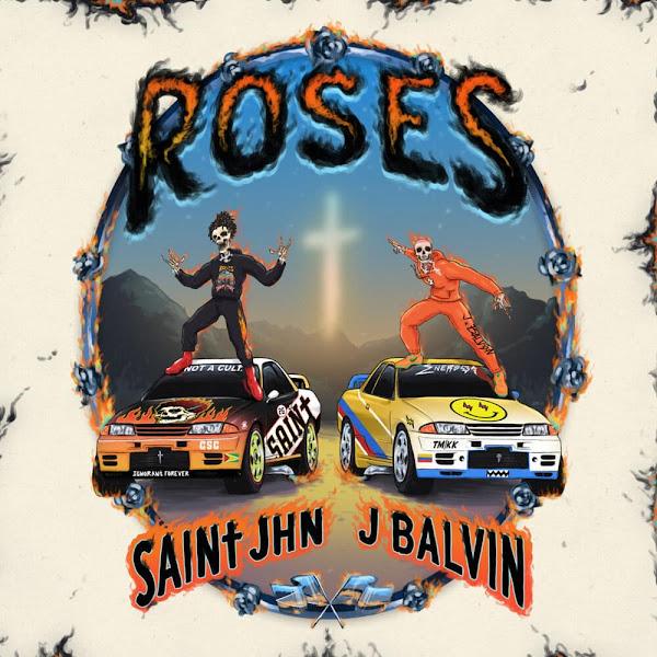 SAINt JHN, J BALVIN - Roses