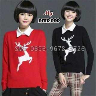 jual sweater wanita online