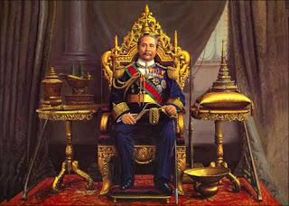 23 ตุลาคม วันปิยมหาราช (Chulalongkorn Day)