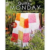 Gina's quilt on the cover!