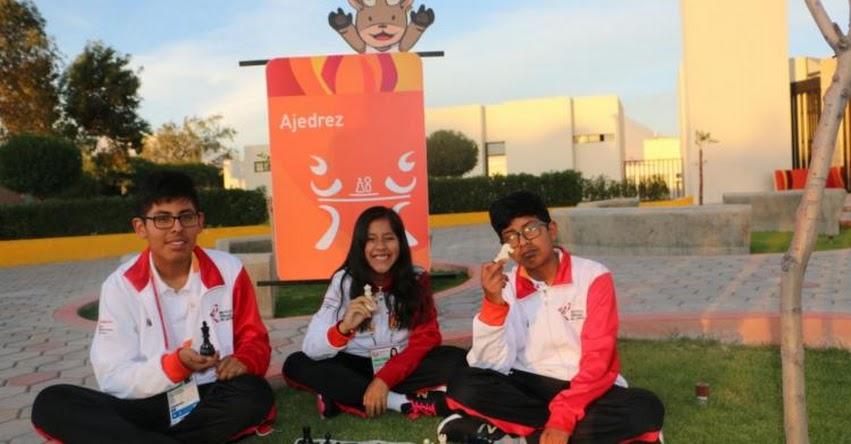 Perú comienza a destacar en los Juegos Sudamericanos Escolarese