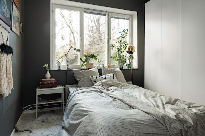 ideas para decorar un piso de alquiler- dormitorio