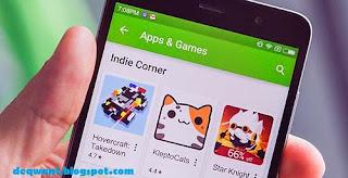 Install Ulang Google Play Store