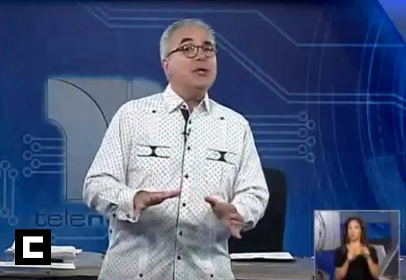 Video: Roberto Cavada pide disculpas y ofrece su puesto