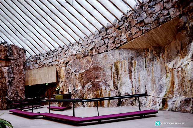 bowdywanders.com Singapore Travel Blog Philippines Photo :: Finland :: Taking A Look at the Iconic Temppeliaukio Church in Helsinki, Finland